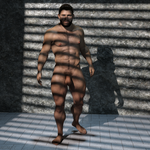 Vince Shadow Pose by MGMOZ