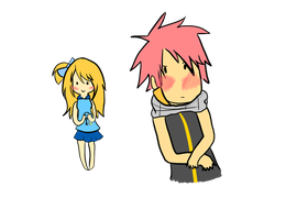 nalu request by dave37 by soulsama11