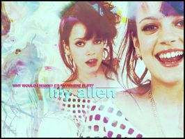 Lily Allen by untold-chapter