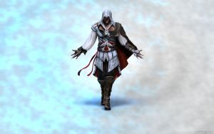Assassin creed 2 Wallpaper by allenandtady