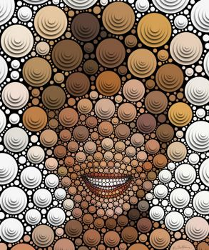 Blind and Happy by BenHeine