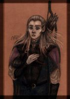 .Legolas. by MikiMonster
