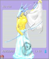The Kingdra by Vorash