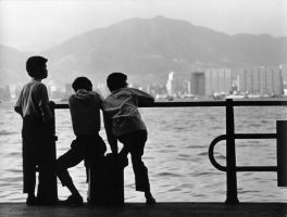 Hong Kong, Childhood, Dreams by PhilipLim