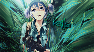 Nitori Kappa Signature, by FlyingGinger