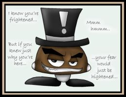 Ignorance Is Bliss: Goomba by StellasStar