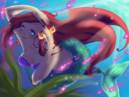 Under The Sea by Saylor-boo