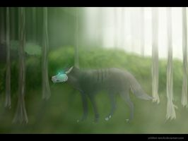 In The Forest by yoidore-tenshi