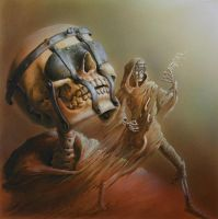 Vic Rattlehead no. 2 by annemouraux