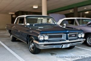1962 Pontiac Grand Prix Two Door Coupe by StormPix