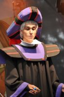 Judge Frollo by jaacksays