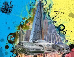 City Style by alekSparx