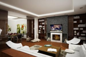 Living room design A01 by Gefeoz