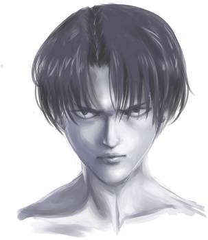 More Levi by x-Rivai-x