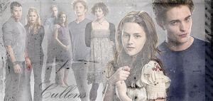 Twilight: The Cullen Family by SimplyDreams