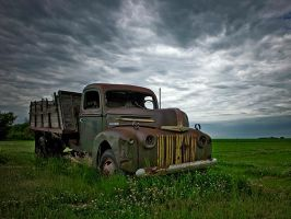 Built to Rumble by WayneBenedet