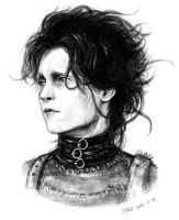 Edward Scissorhands by eyro