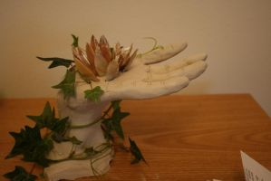 Hands Creation by Reshmie
