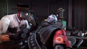 SFM Poster: Robotic Boogaloo by PatrickJr