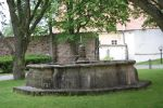 Fountain by pelleron-stock