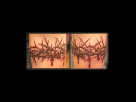 Thorns Armband Tattoo by seanspoison