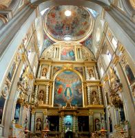 Puebla's Cathedral by oliver182