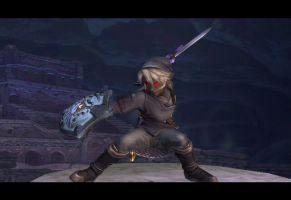 Dark Link Arrives by Subspace-Journalist