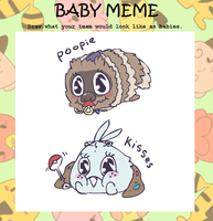 PMD - BABIES by StapledSlut
