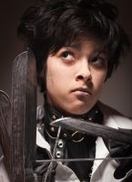 Edward Scissorhands by Trenching-China