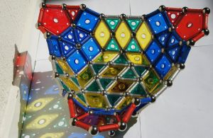 Geomag Triangle Bowl by longlivelol