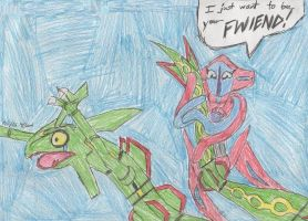 Deoxys wants to be your friend by MJ-Mysteriousjeff