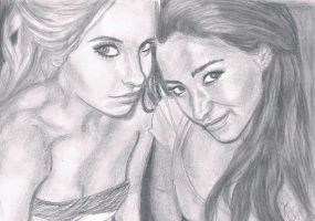 Shay and Ashley by crysaniasea