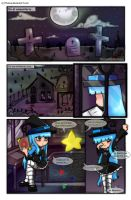 Capitulo 1 parte 1 (english and spanish) by Yumoe