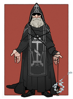 Great Schema Monk by thdark