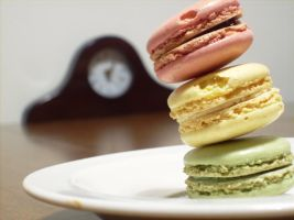 Macarons by doviedisco
