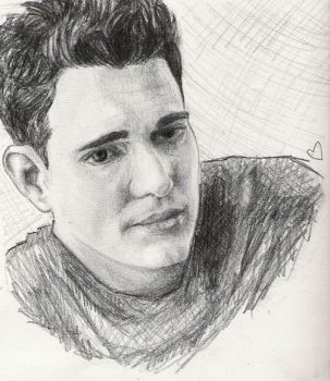 Michael Buble by elvidnir
