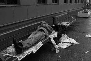 Homeless by EriOmIn