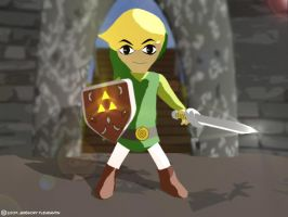 Link 3d_1 by Mixer3d