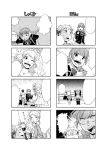 One of pages of my manga MAJOMAKO by lita426t