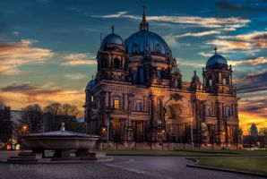Berliner Dom IIII by roman-gp