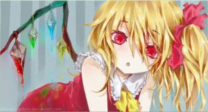 Flandre Scarlet by happy-mashiro