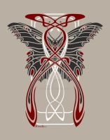 Nouveau Butterfly Design by theDeathspell