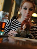 One more beer plz by Red-Anchous