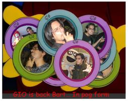 Gio is back Bart...In pog form by Giosuke