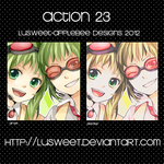 Action 23 by LuSweet