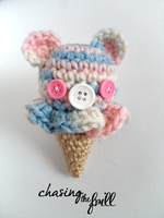 Pastel Bear Ice Cream by Forever-Frill