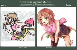 Draw This Again Meme #2 by oceantann
