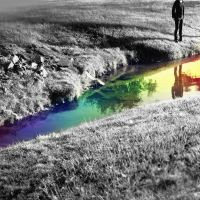 rainbow river II by chelsea-martin