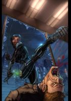 Fallen #0, Page 2 Preview by vest