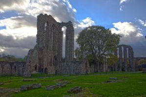 Croxden Abbey 1 by Steve-FraserUK